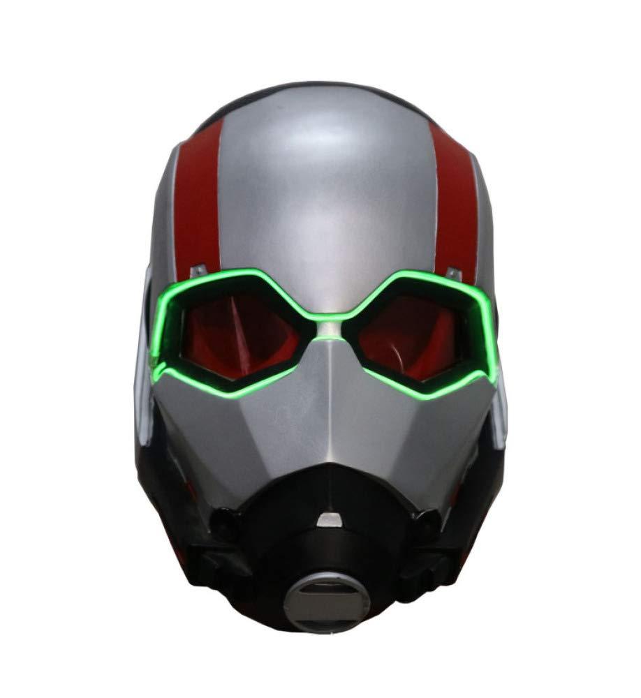 promociones de descuento KYOKIM Ant-Man Adulto MásCochea De De De CosJugar súperhéroe Halloween Navidad Celebracion Helmet Unisex Talla única  Más asequible
