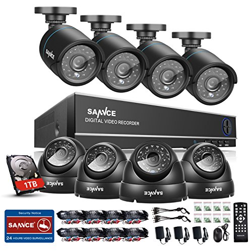 8 ch 720p security camera system - 6