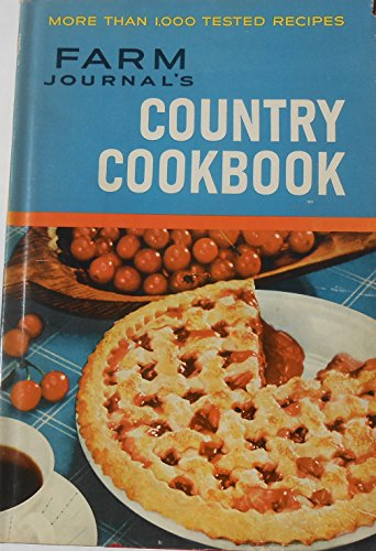 FARM JOURNAL'S COUNTRY COOKBOOK First edition 1959