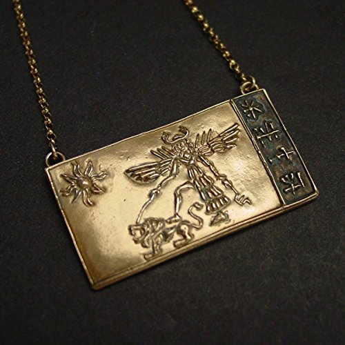 Ishtar, Inanna, Astarte necklace - Assyrian - Sumerian - Akkadian - Goddess of Love, War, Fertility from Vis à Vis Jewelry