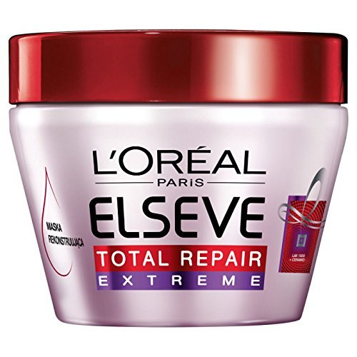 L'Oreal Elseve / Elvive Total Repair Extreme Hair Mask for dry hair 300 ml / 10 oz by L'Oreal Paris L' Oreal Paris