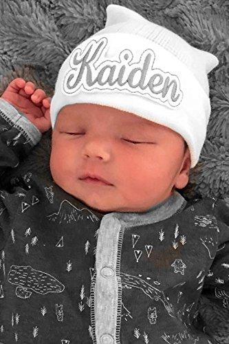 02b0b17fef4 Image Unavailable. Image not available for. Color  SALE NEWBORN Hospital Hat