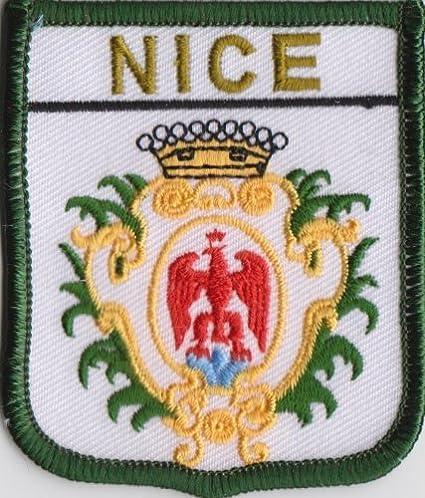 Color de la bandera de Francia parche escudo del Real Mallorca
