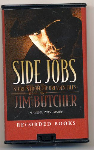 Side Jobs: Stories from the Dresden Files (Dead Beat By Jim Butcher compare prices)