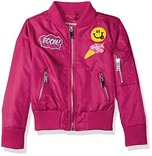 Magenta Kids Jacket - 8