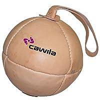 Cawila Schleuderball Leder, Beige, 1.0 Kg, 00130920
