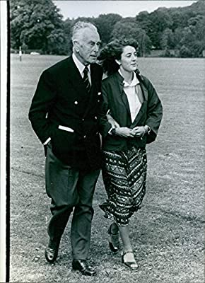 Vintage photo of Louis Mountbatten, 1st Earl Mountbatten of