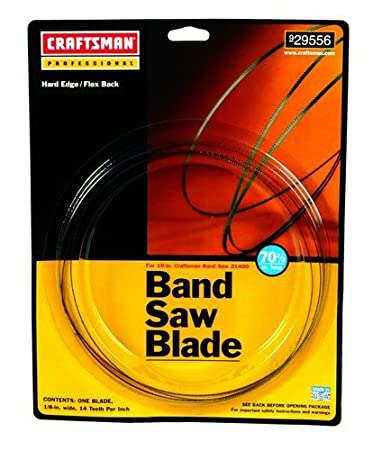 Craftsman band saw blade 70 12 3tpi band saw accessories craftsman band saw blade 70 12quot greentooth Image collections