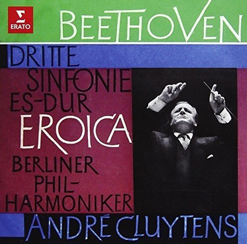 SACD : CLUYTENS,ANDRE - Beethoven: Symphonies 3 Eroica (Japan - Import)
