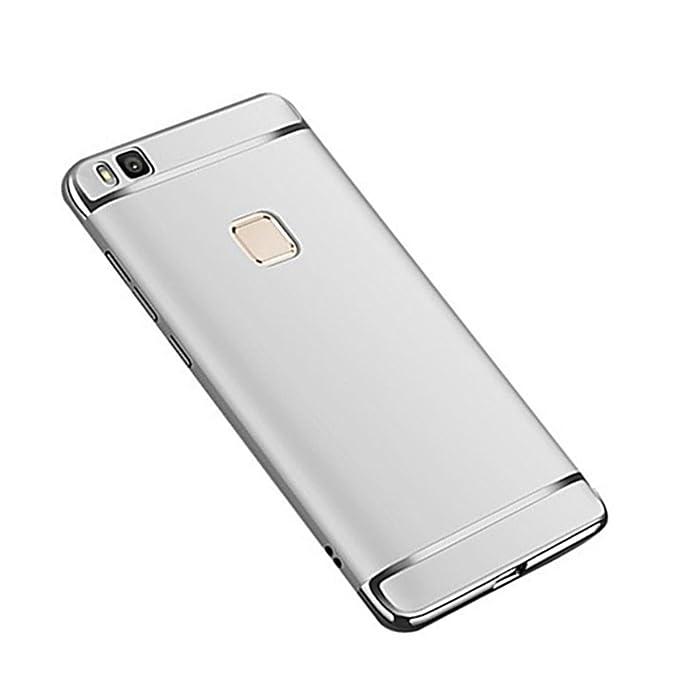 JEPER Funda Huawei P9 Lite Protectora 3-en-1 PC Enchapado Ultra Delgado Choque Absorción Anti-Arañazos Case Carcasa para Huawei P9 Lite Caso Cover