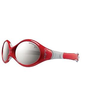 Julbo 1892313C Oval Sonnenbrille, Red