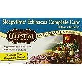 Celestial Seasonings Wellness Tea Sleepytime Echinacea Complete Care, 20-count (Pack of 6)