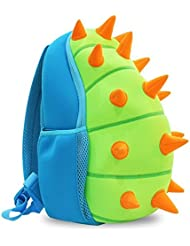 OFUN 3D Dinosaur Backpack, Toddler Backpacks for Boys, Dinosaur Bookbag Toys Bag