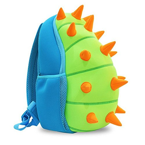 (OFUN 3D Dinosaur Backpack, Toddler Backpack, Dinosaur Themed Bookbag for Preschool)