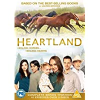 Heartland - The Complete 13th Season [DVD]
