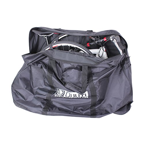 Dovewill Soft Bicycle Carrying Case Loading Thick Package Bags Waterproof Carrier Bag Keep Your Bike Away from Humidity and Dust by Dovewill