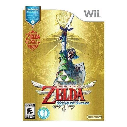 Zelda Skyward Sword Wii Motion Nintendo