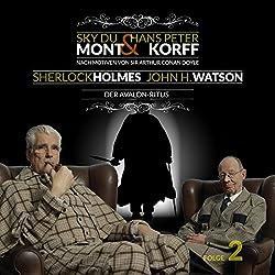 Der Avalon-Ritus (Sherlock Holmes & John H. Watson 2)
