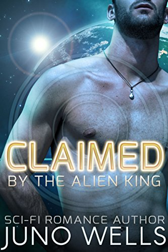 Claimed Alien King Sci Fi Romance ebook product image