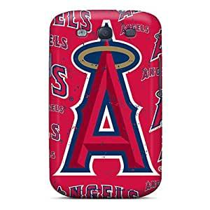 Hot Tpye Los Angeles Angels Case Cover For Galaxy S3