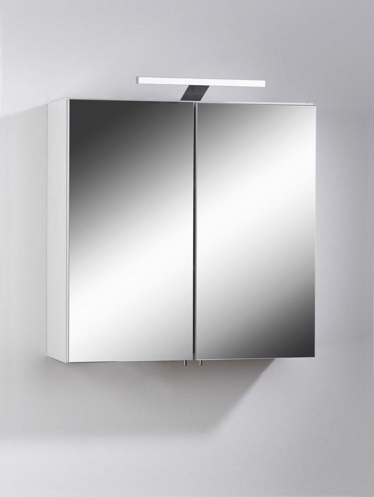 Madera 38.5x3x32 cm Zeller 17163 Percha M/últiple para Pantalones Blanco