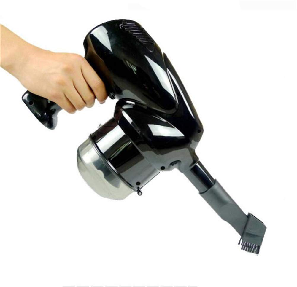 GXFC Car Vacuum Cleaner,High-Power Strong Suction Car Use Portable Vacuum (Line Length 6 Meters)