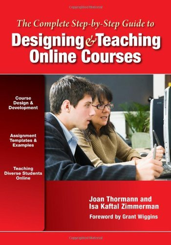 -Step Guide to Designing and Teaching Online Courses ()