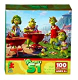 Planet 51: 100 Piece Puzzle by Planet