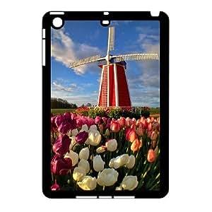 Unique Phone Case Design 10Beautiful Holland Tulip Flower- For Ipad Mini Case