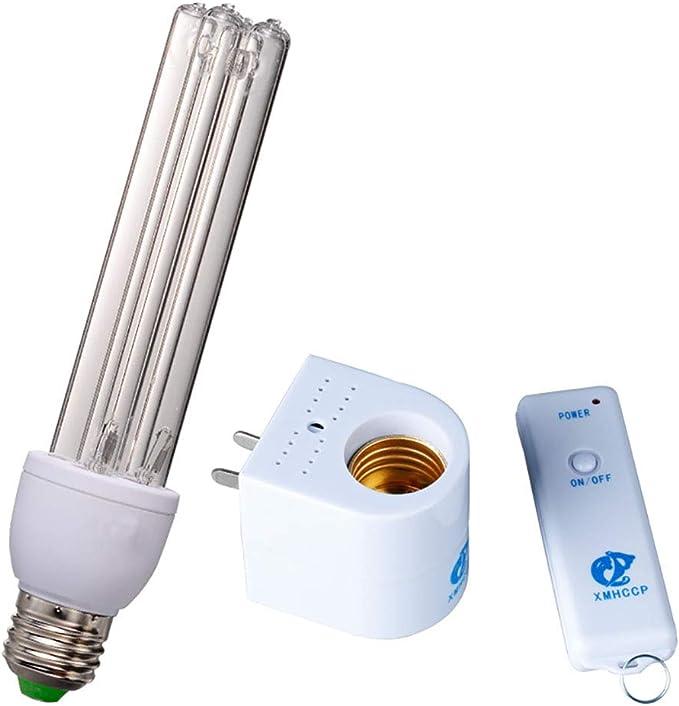 Esterilizador UV Ozono Portátil Luz Purificador Desinfectante De ...