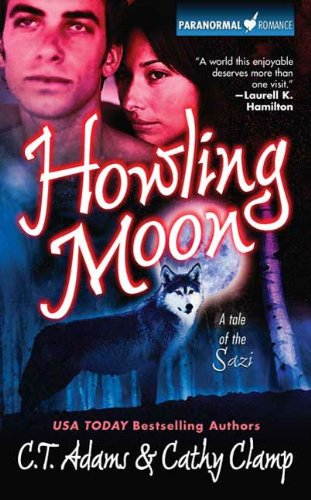 book cover of Howling Moon