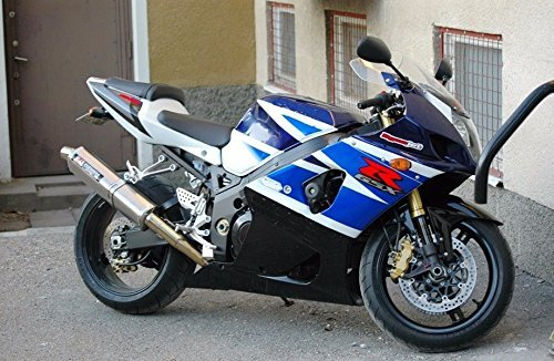 Black Blue White Fairing Injection ABS for 2003-2004 Suzu...