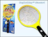 BugKwikZap Bug Zapper Electric Fly Swatter / Model - Standard / 2 AA Batteries / Light / 1PK