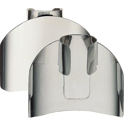 Deglon 2-Inch Finger Guard Digiclass, Stainless Steel