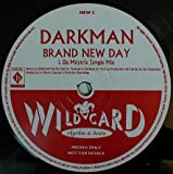 Darkman - Brand New Day (The Jungle Mixes) - Wildcard - NEW 2