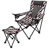 Breathable and Comfortable Ozark Trail Ot Lounge Chair with Detached...