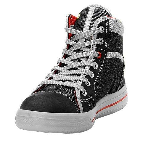 Elten 74206-42 - Taglia 42 esd s2 sensazione signora metà calzatura di sicurezza - multicolore