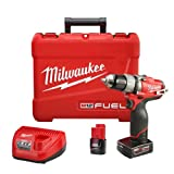 Milwaukee Electric Tool 2403-22 M12 Drill/Driver, 1/2''