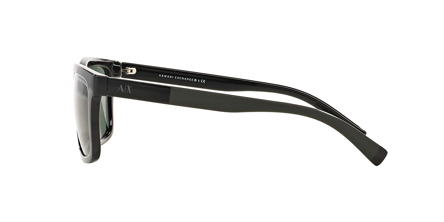 Amazon.com: Armani Exchange AX4045 - Gafas de sol para ...