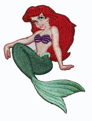 Little Mermaid Character Embroidered Disney product image