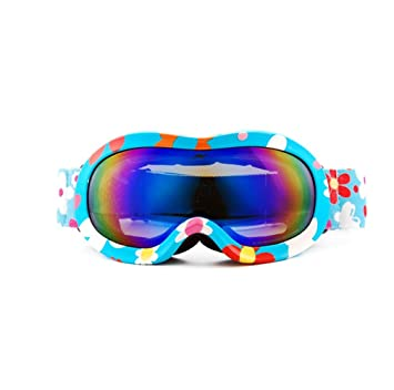Z&HX sportsNi?os Gafas De Esqu¨ª Doble Anti-Niebla Lentes Polarizadas Modelos