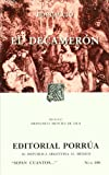 Image of El decameron (SC380) (Spanish Edition)