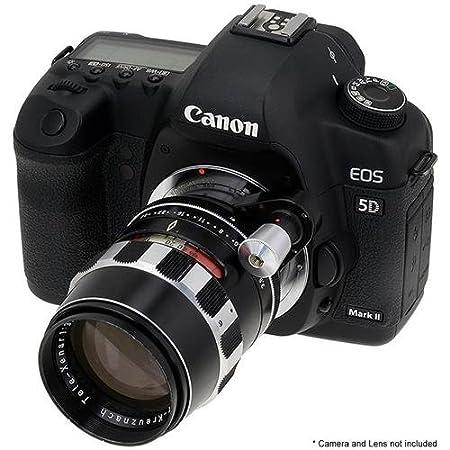Camera, Photo & Video Fotodiox Pro Chrome Lens Mount Adapter 60DA ...