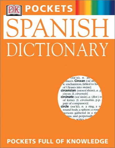 Spanish Dictionary (DK Pockets)