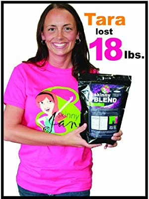 Skinny Jane - 28 Day Weight Loss Challenge - Lose Weight and Slim Your Body - You Can Lose 20 Pounds in Just 28 Days - Everything You Need to Slim Down Fast and Lose Belly Fat (Chocolate, XL)