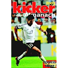 kicker Fussball Almanach 2003.