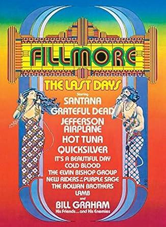 「フィルモア最后のコンサート」の画像検索結果
