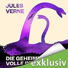 Die geheimnisvolle Insel Hörbuch von Jules Verne Gesprochen von: Reinhard Kuhnert