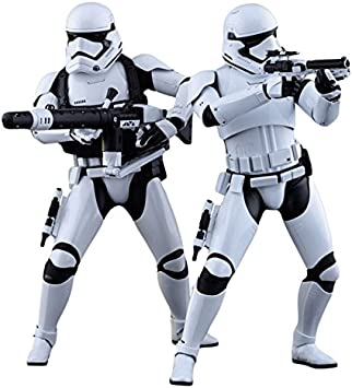 Star Wars - Pack Doble Stormtroopers (Hot Toys 902537): Amazon.es ...