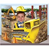 Beistle 57996 Construction Photo Prop, 3-Feet 1-Inch by 25-Feet